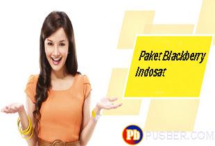 Paket Blackberry Indosat 3 Bulan harian mingguan