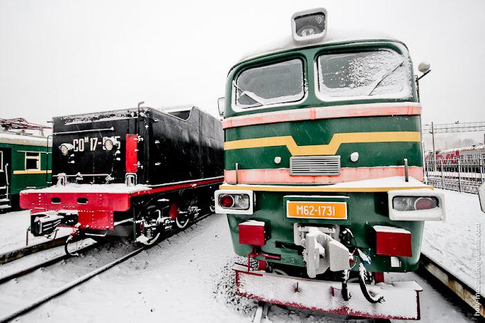 Развитие советской железной дороги