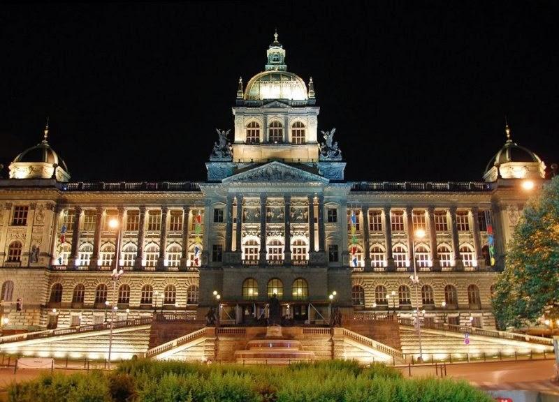 Prag - deo 1/5 - četvrt grada - Novi Grad (Nové město)