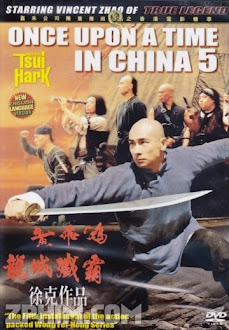 Hoàng Phi Hồng 5 - Once Upon a Time in China V (1994) Poster