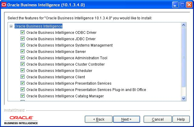 Oracle Business Intelligence: Step By Step Installation of OBIEE 10g ...