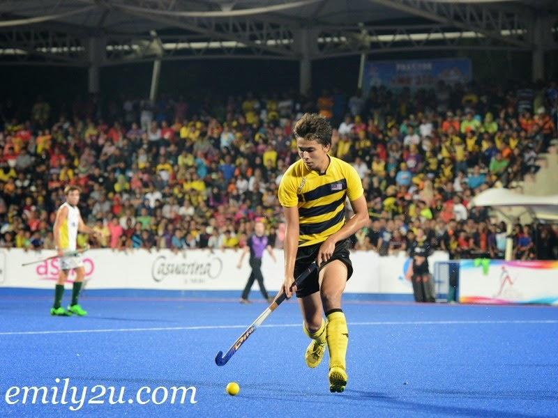 Sultan Azlan Shah Cup SAS mens hockey finals