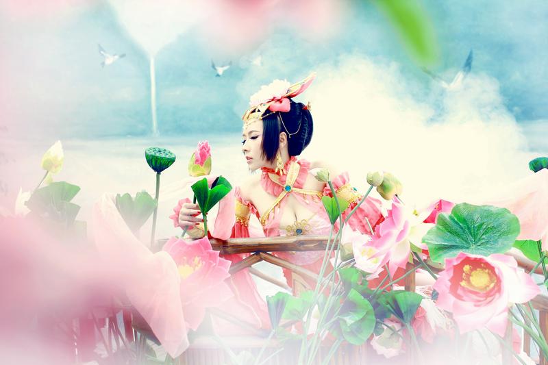 Võ Lâm Truyền Kỳ 3: Nữ hiệp Thất Tú gợi cảm cùng nước - Ảnh 4