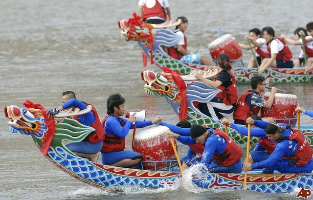 драконовы лодки