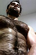 Amateur Hairy Muscle Guys - Your Daddy Next Door