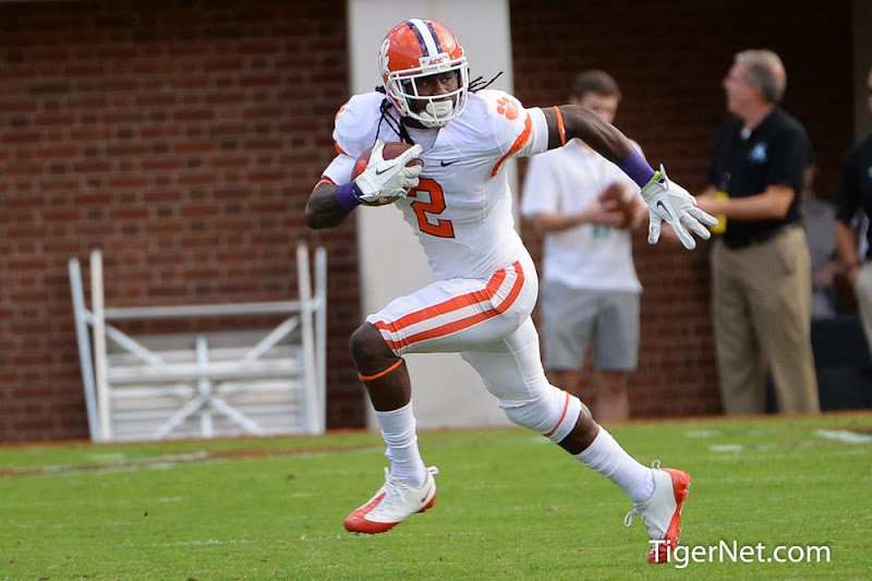Clemson vs Virginia Photos - 2013, Football, Sammy Watkins, Virginia