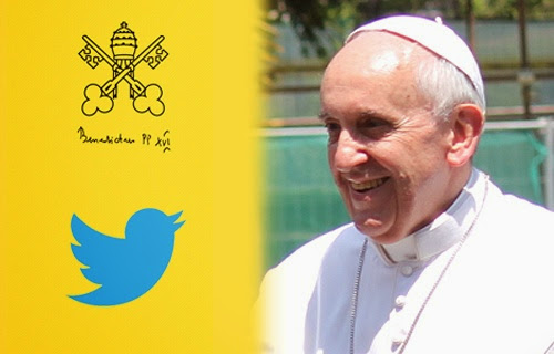 Pope Francis and his 'Inequality' tweet
