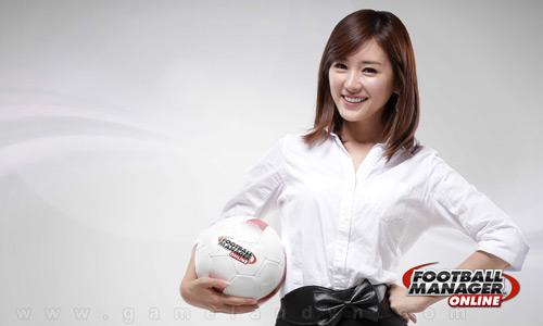Ngắm nữ GM xinh đẹp của Football Manager Online 2