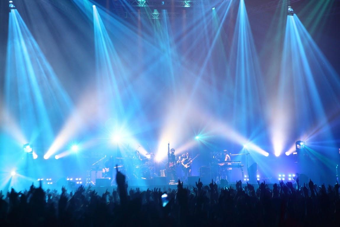 *日本冠軍樂團魚韻sakanaction:首度台灣演唱會熱賣加場! 2