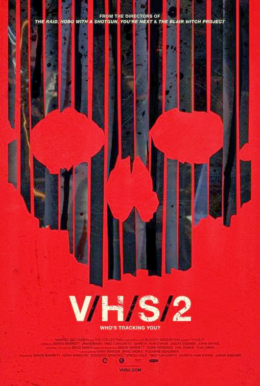 Poster Of English Movie V/H/S/2 (2013) Free Download Full New Hollywood Movie Watch Online At Alldownloads4u.Com