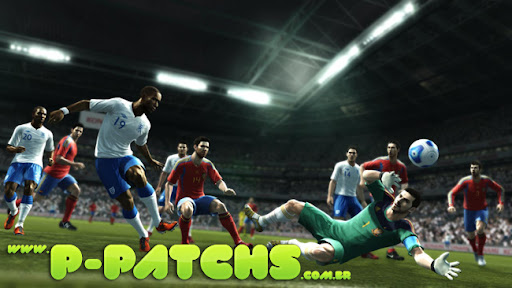 PES 2012 - Primeiras Imagens