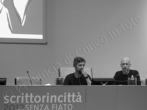 Fotografie Scrittorincittà 2012 - Cuneo