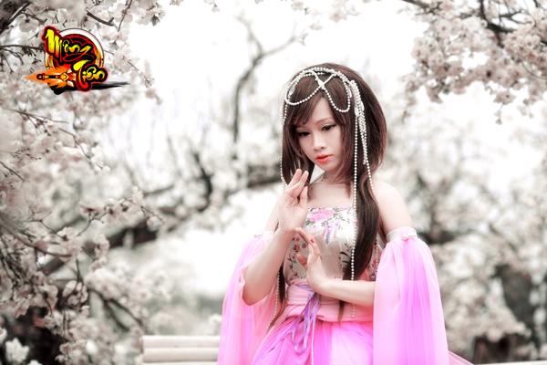 Chibi Bunny tung cosplay Mộng Tiên tuyệt đẹp 16
