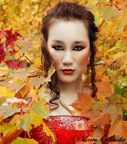 Goddess Tatsuta Hime
