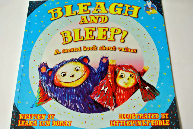 bleagh and bleep review