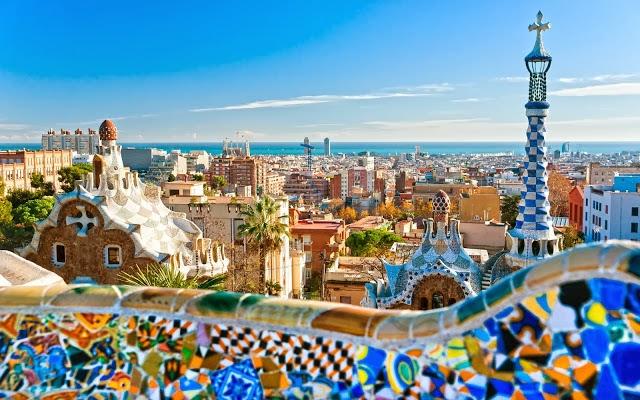 Férias em Barcelona, Espanha