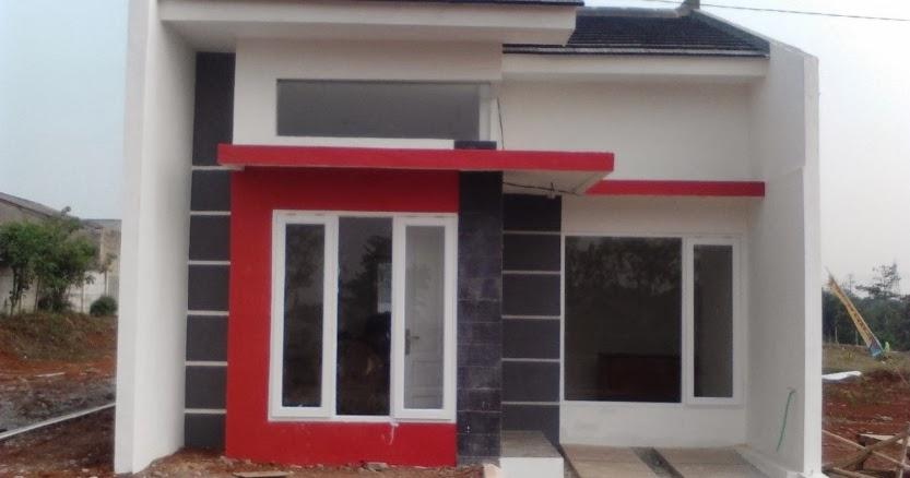 foto rumah minimalis type 36 dengan teras kecil desain