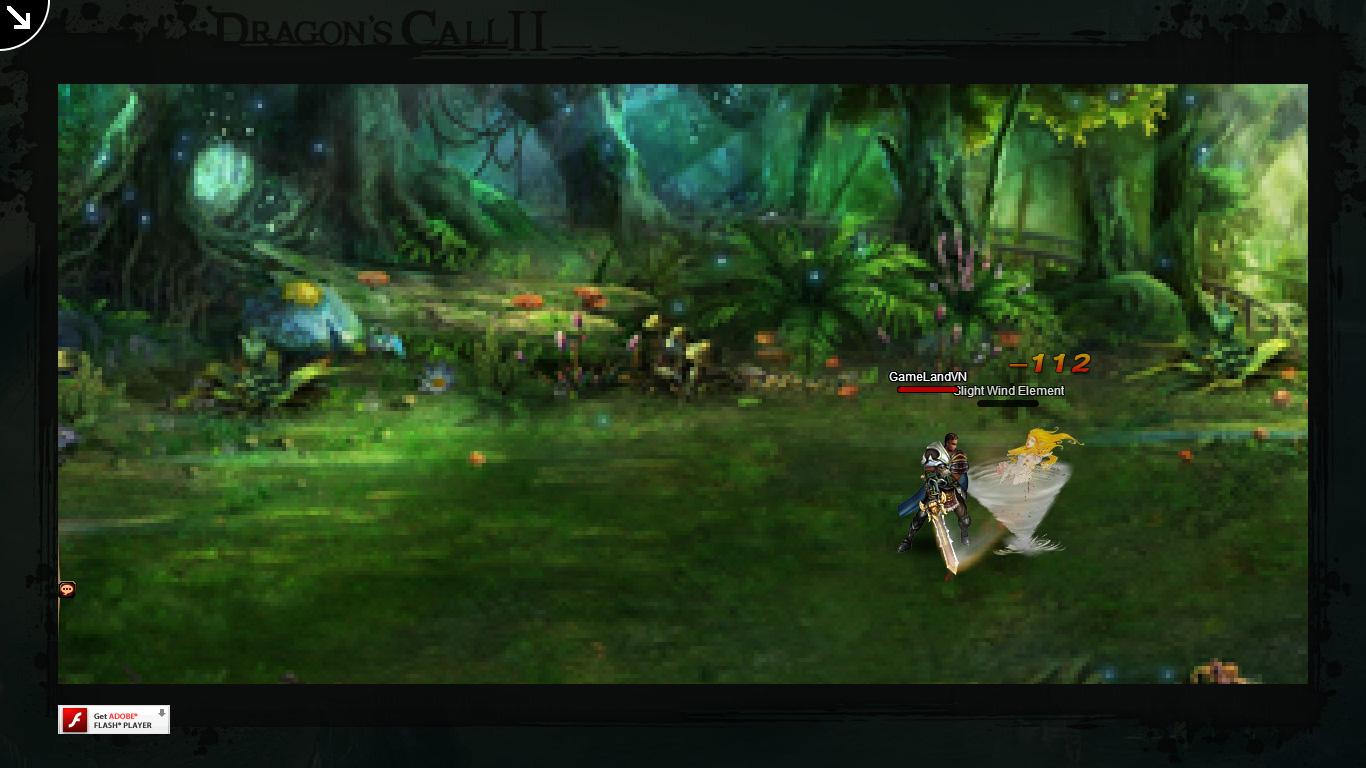 Một số hình ảnh về webgame Dragon's Call 2 - Ảnh 8