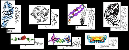 Aqu&225rio Desenhos Significados E Fotos De Tatuagem 9geek Tattoo