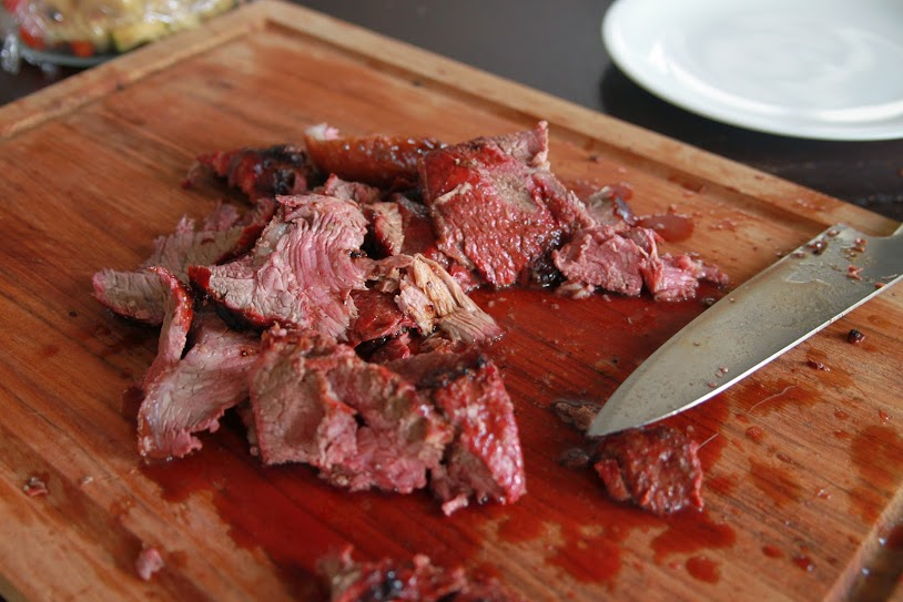 how to cook picanha on gas grill