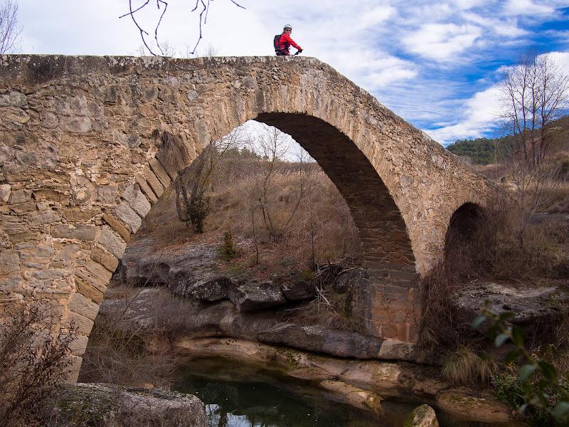 Pont romànic de Merlès
