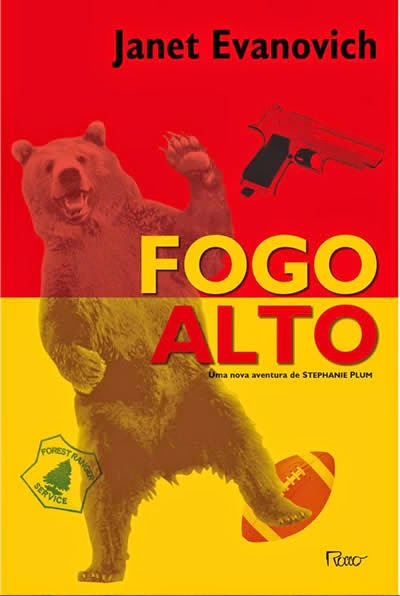 fogo alto - Stephanie Plum Series 17