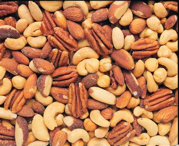 The perfect PCOS diet? It's a mixed bag of nuts — literally!
