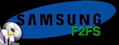 Samsung F2FS
