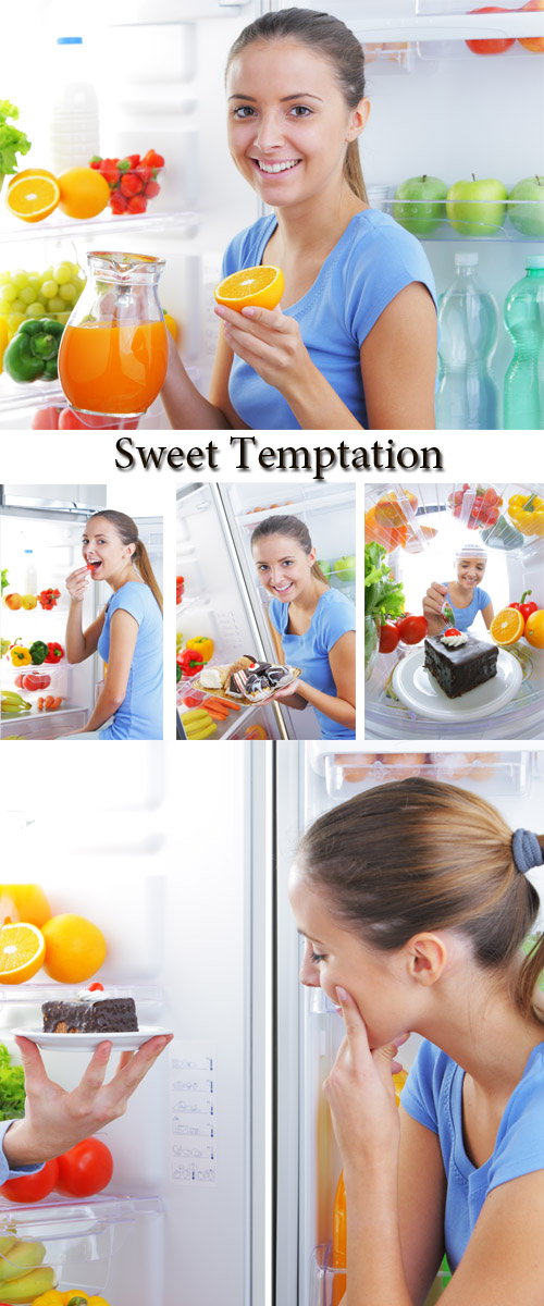 Stock Photo: Sweet Temptation