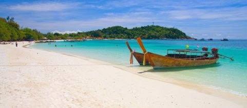 Ko Lipe, Sul Tailândia