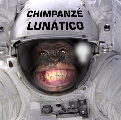 chimpanzé lunático