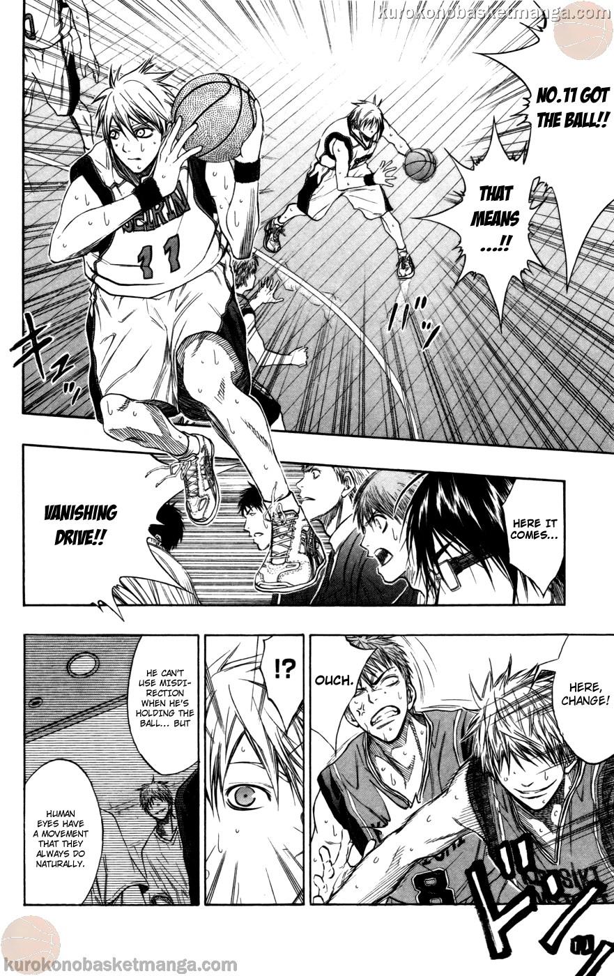 Kuroko no Basket Manga Chapter 103 - Image 14