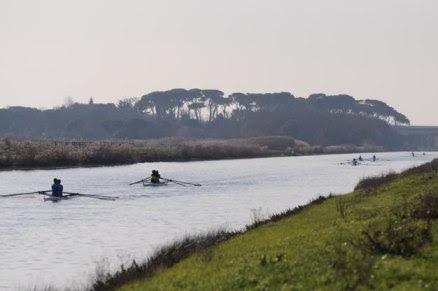 CANOTTAGGIO - Disputata a Pisa la Navicelli Rowing Marathon