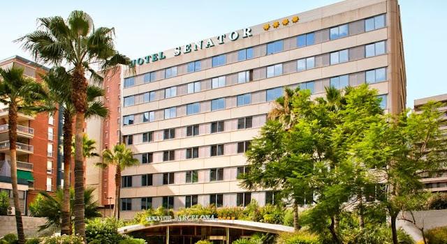 Hotel Senator Barcelona Spa