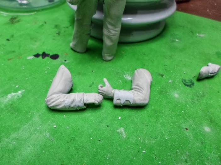 Conversão: um Yanque por um Soldado Imperial Brasileiro 120mm SAM_0404