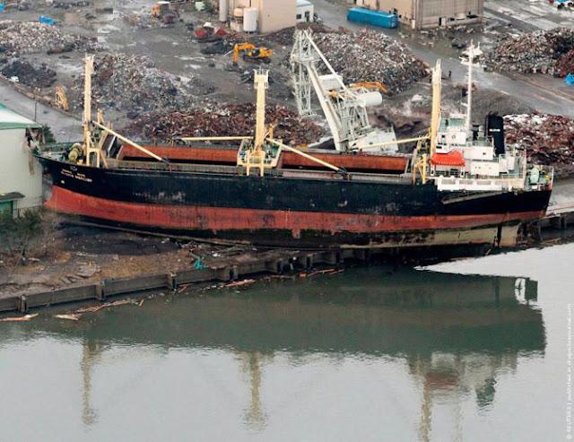 Tsunami – Japão 2011 - As melhores imagens da tragedia... Fotos-do-japao-5