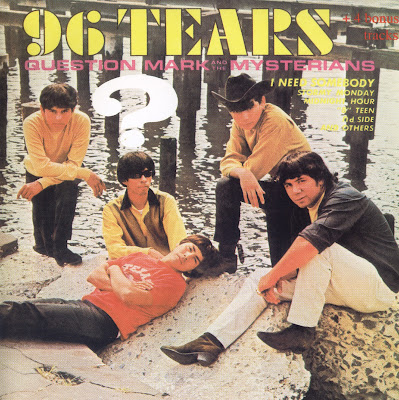 ? and The Mysterians ~ 1966 ~ 96 Tears