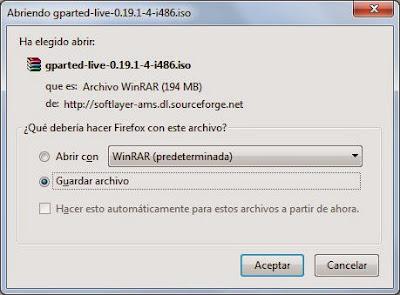 Requisitos para ampliar partición de equipo virtual con Linux en VMware ESXi