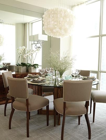 Baccari interior design lustre na sala de jantar sabe for O que significa dining room em portugues