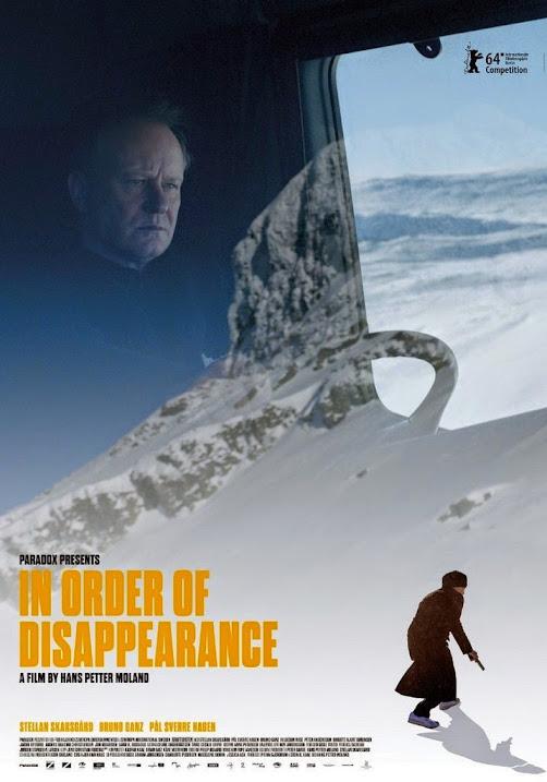 Με σειρά εξαφάνισης (Kraftidioten/ In Order of Disappearance) Poster