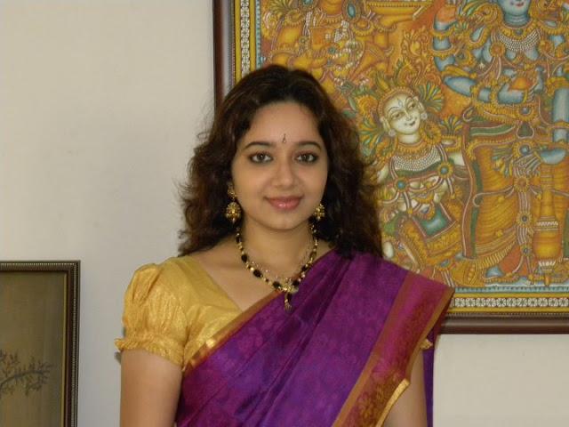 mallu actress chandra lakshman hot