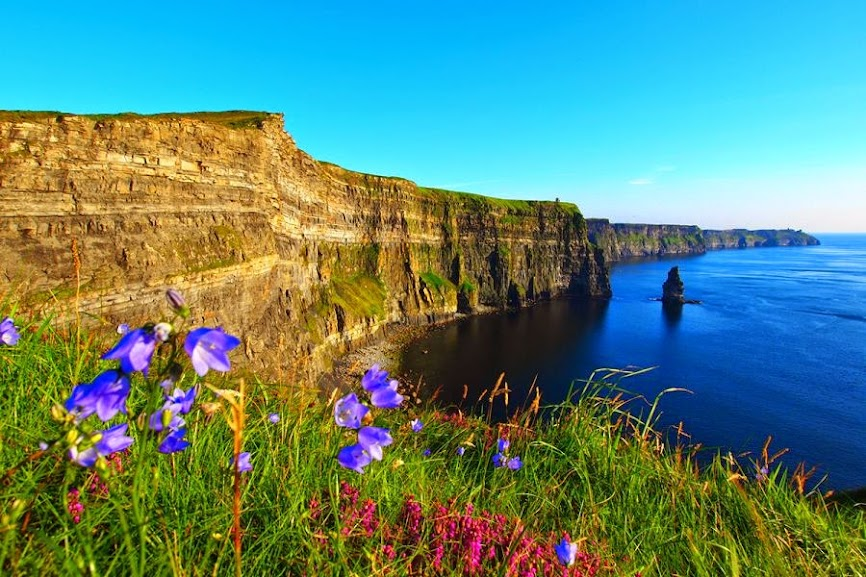 Cliffs of Moher image tour