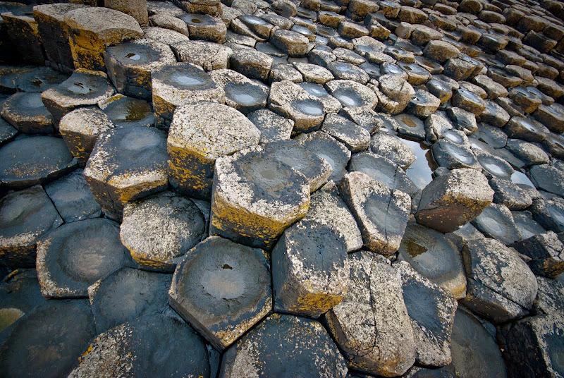 Irlandia Płn -- Giant Causeway....