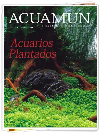 Revista Digital Acuamun nº 1 - Aquários Plantados