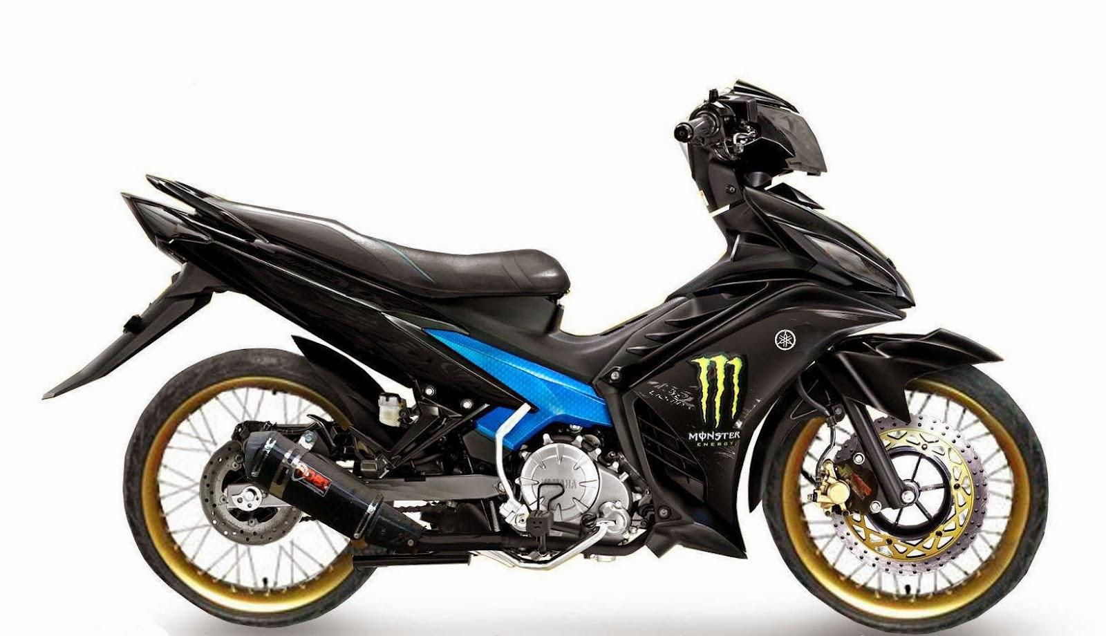 Yamaha Jupiter Mx Modifikasi Road Race