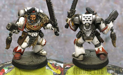 white scar space marine