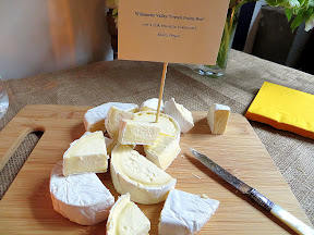 Alma Dinner Series: Grilled Cheese Night at the Alma Kitchen Willamette Valley French Prairie Brie