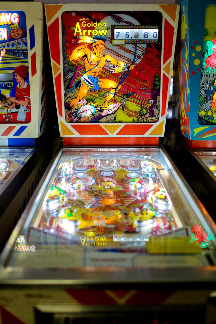 PInball Hall of Fame - Pinball Museum in Las Vegas.
