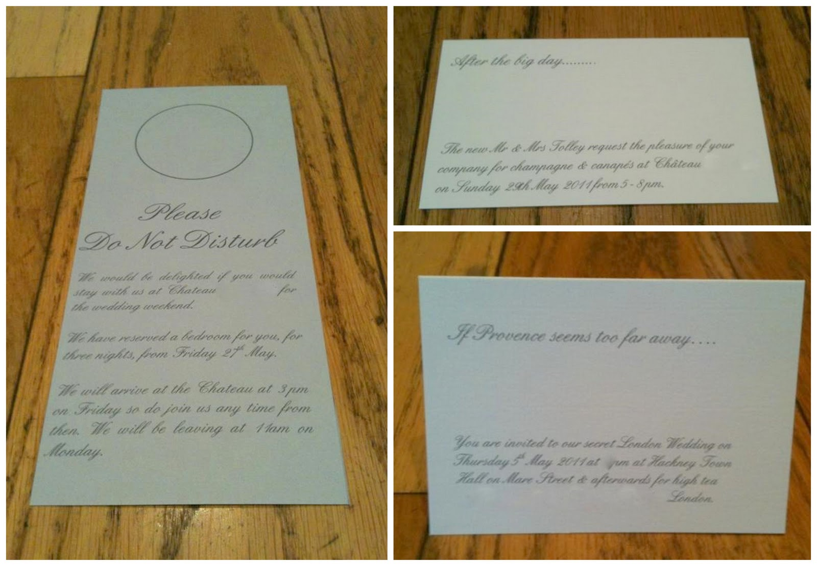 Paperchase Wedding Invitations: Before The Big Day: My