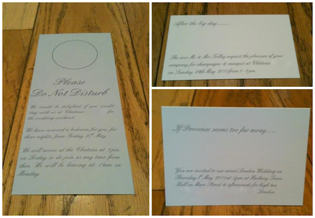 Paperchase Wedding Invitations: Before The Big Day